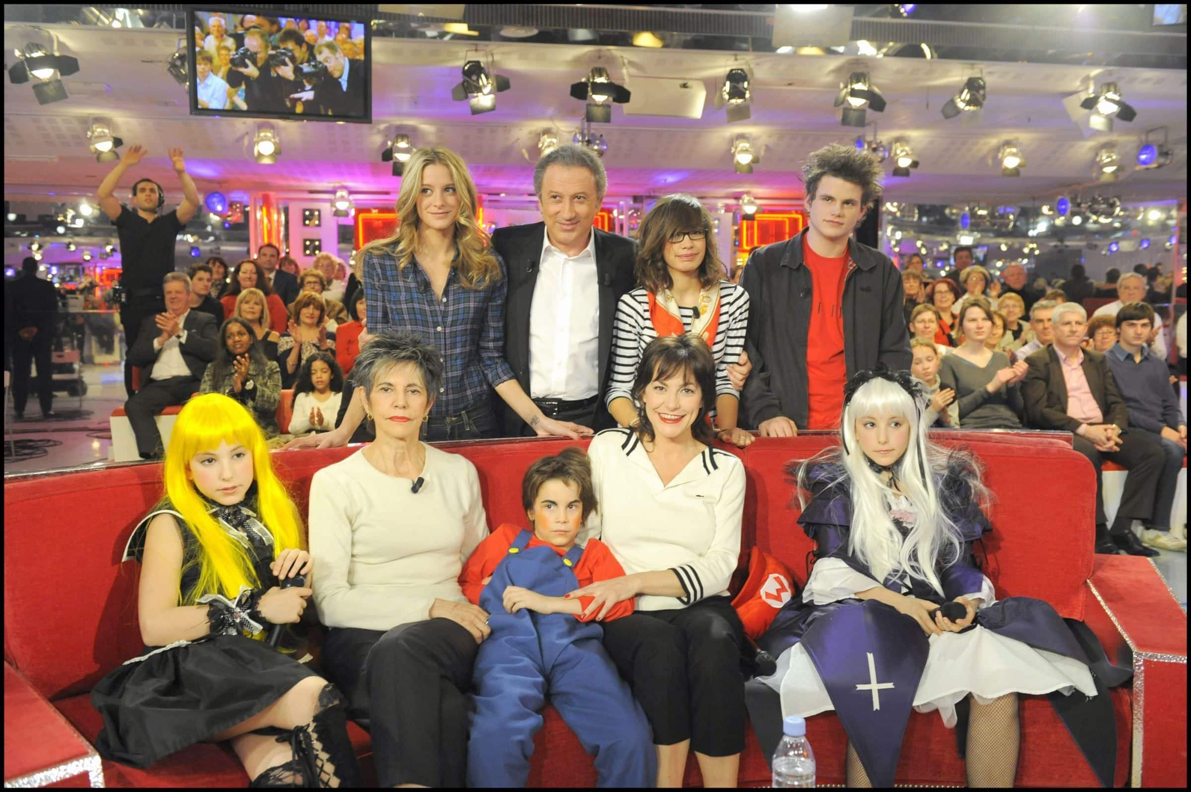 Lio et ses enfants