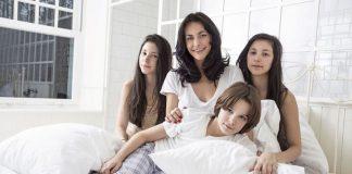 Lio maman de 6 enfants qui sont-ils et qui sont les papas